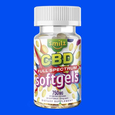 Ada Softgels CBD Untuk Yang Tidak Suka Makan Gummies